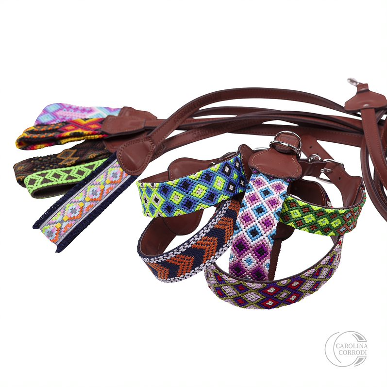 Caracas Leashes & Collars