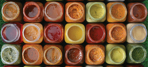 Cooking Sauces and Mixes