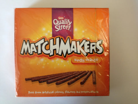Quality Street Matchmakers Orange