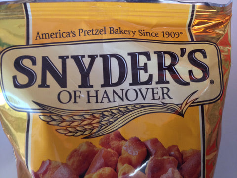 Snyders of Hanover Pretzel Pieces 56g