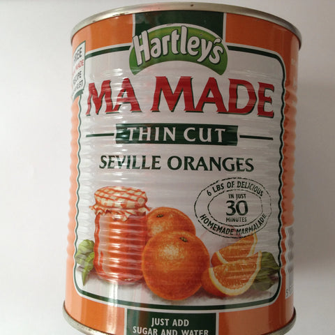 Hartleys Ma Made Seville Oranges