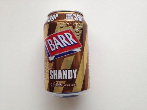 Barr Shandy 330ml