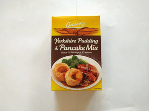 Goldenfry Yorkshire Puddings and Pancakes Mix