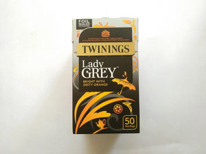 Twinings Lady Grey 50 Bags