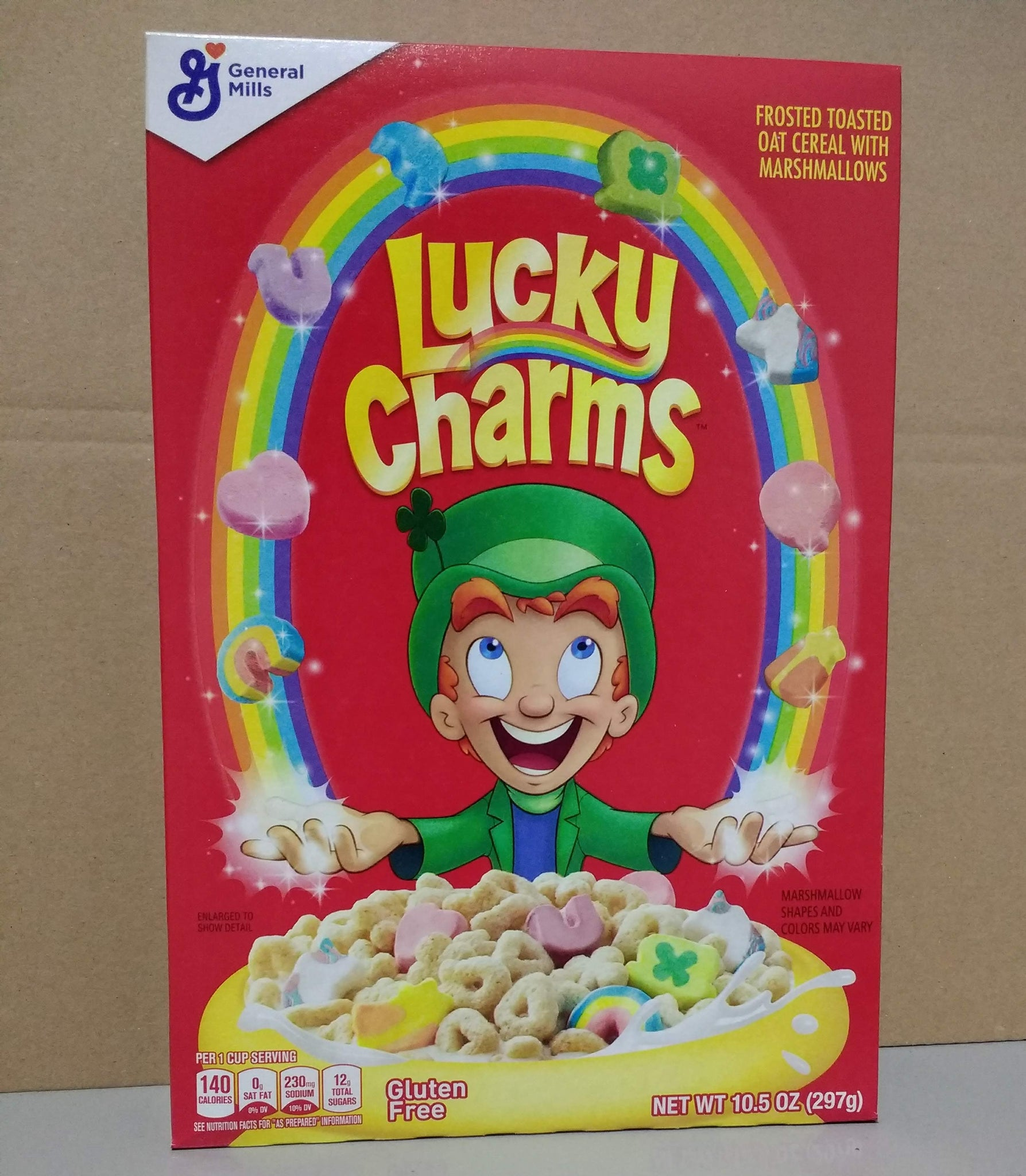 Lucky Charms USA 297g