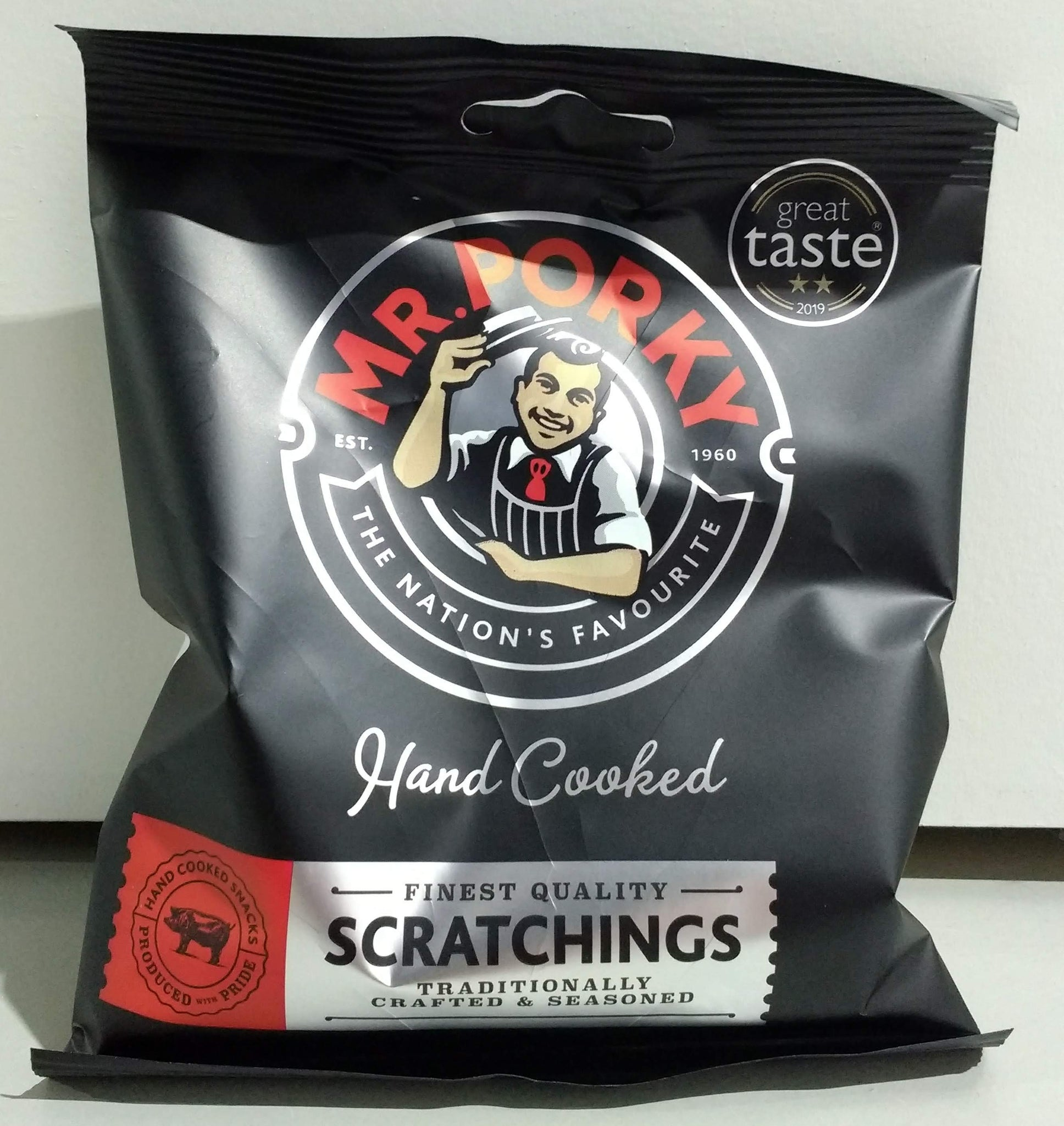 Mr Porky Scratchings 40g