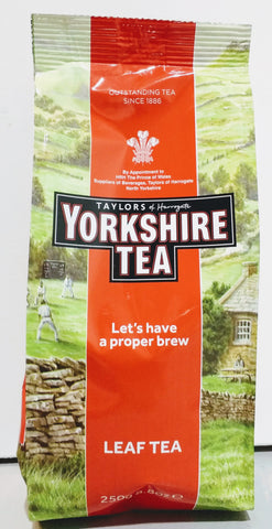 Yorkshire loose tea