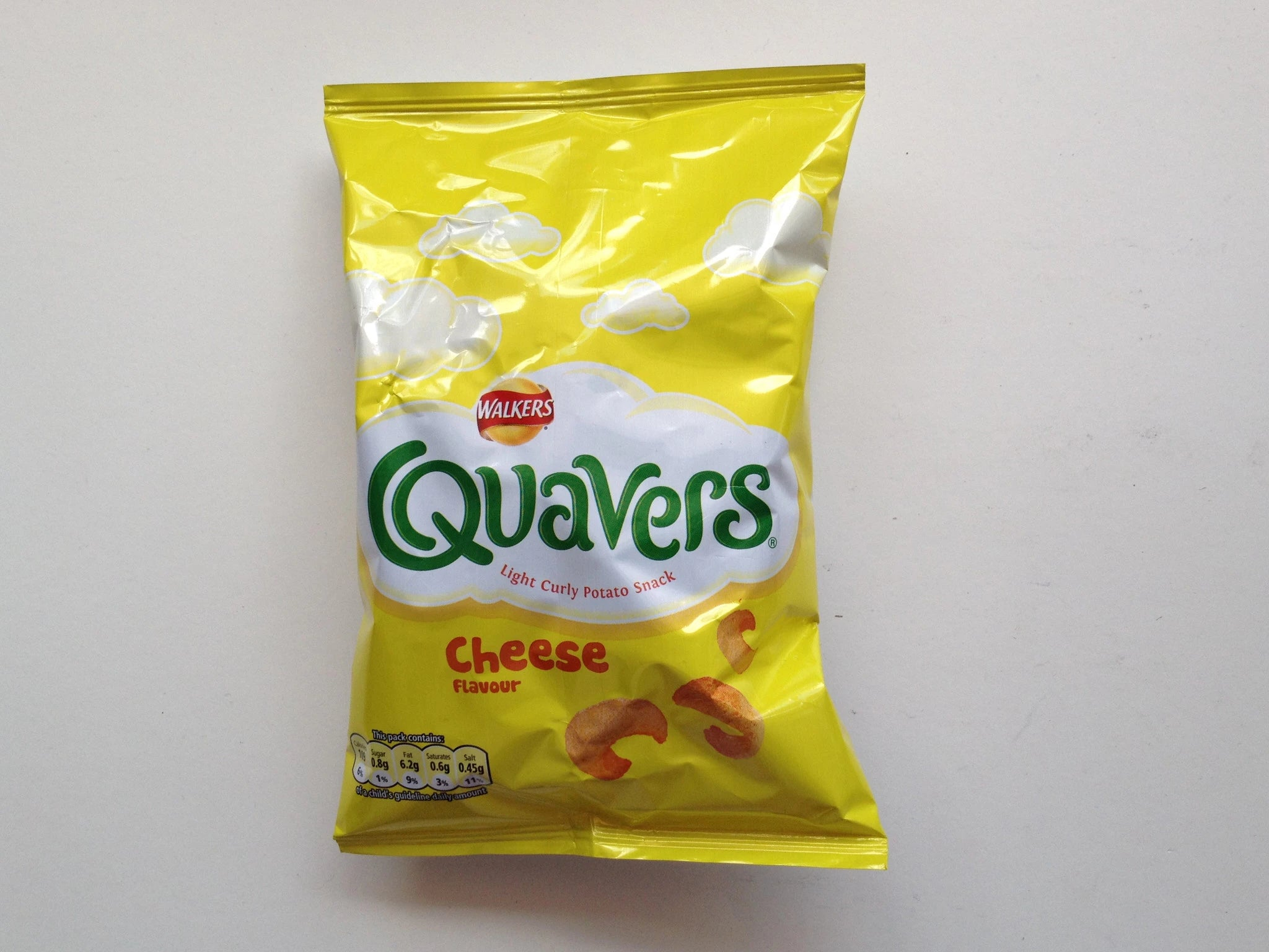 Walkers Quavers 20,5g