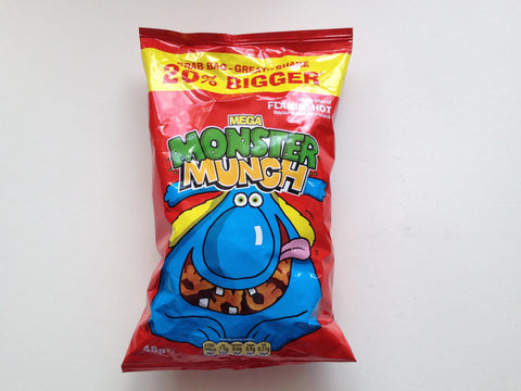 Monster Munch Flamin Hot 48g