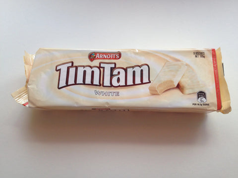 Arnott's Tim Tam White Chocolate