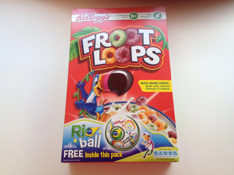 Kelloggs Froot Loops 350g