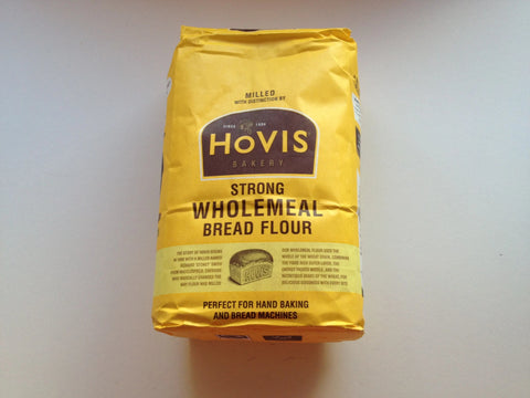 Hovis Strong Wholemeal Bread Flour