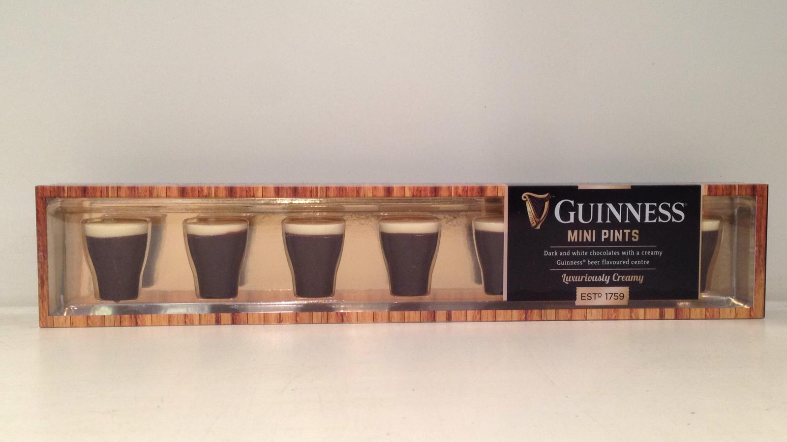 Guinness Mini pints 65g