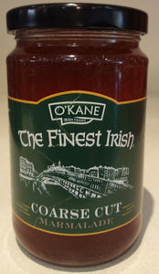 O'Kane The Finest Irish Coarse Cut Marmalade 370g