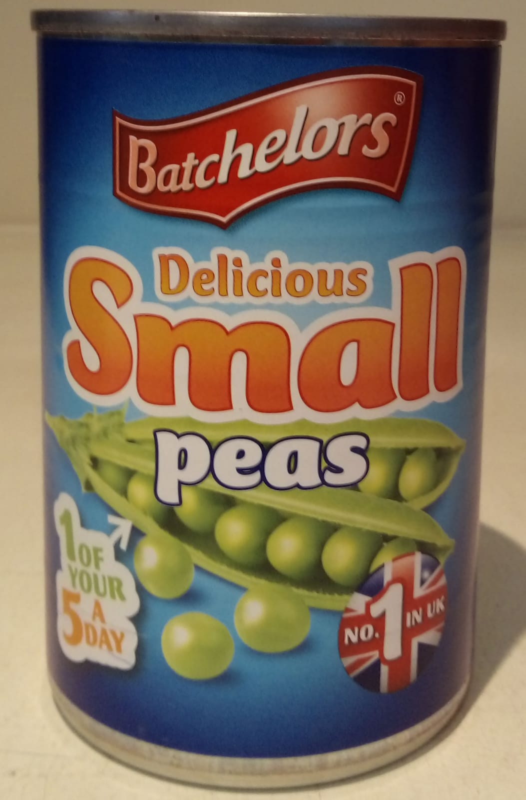 Batchelors Delicious Small Peas