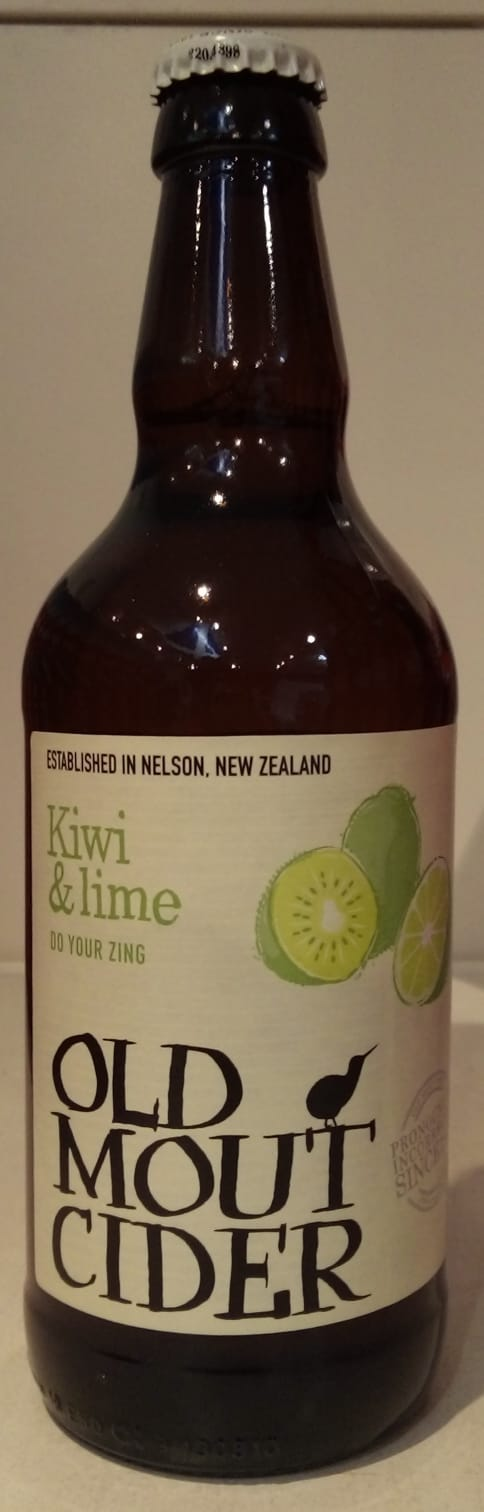 Old Mout Cider Kiwi & Lime 500ml