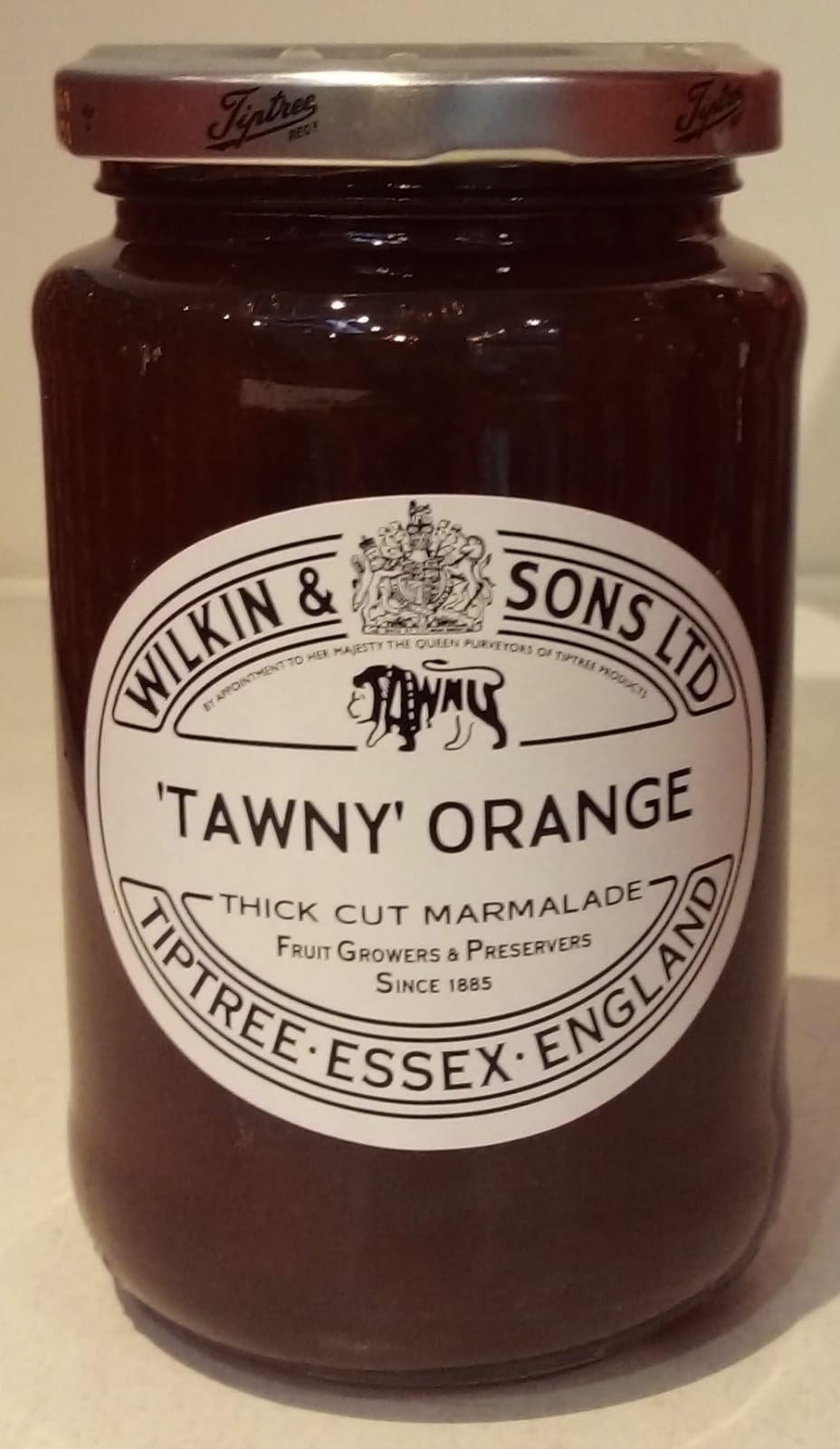 Wilkin & Sons Tawny Orange 454g