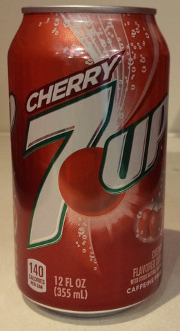 7 Up Cherry 355ml