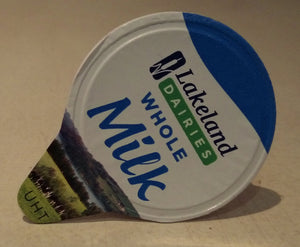 Lakeland Dairies Whole Milk Cups 12ml