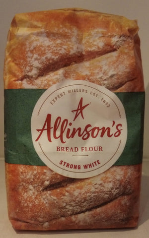 Allison's Bread Flour Strong White 1,5kg