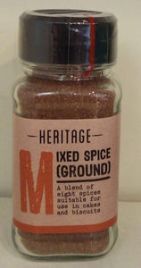 Heritage Mixed Spice (Ground) 28g