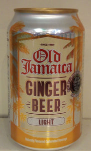 Old Jamaica Ginger Beer Light 330ml