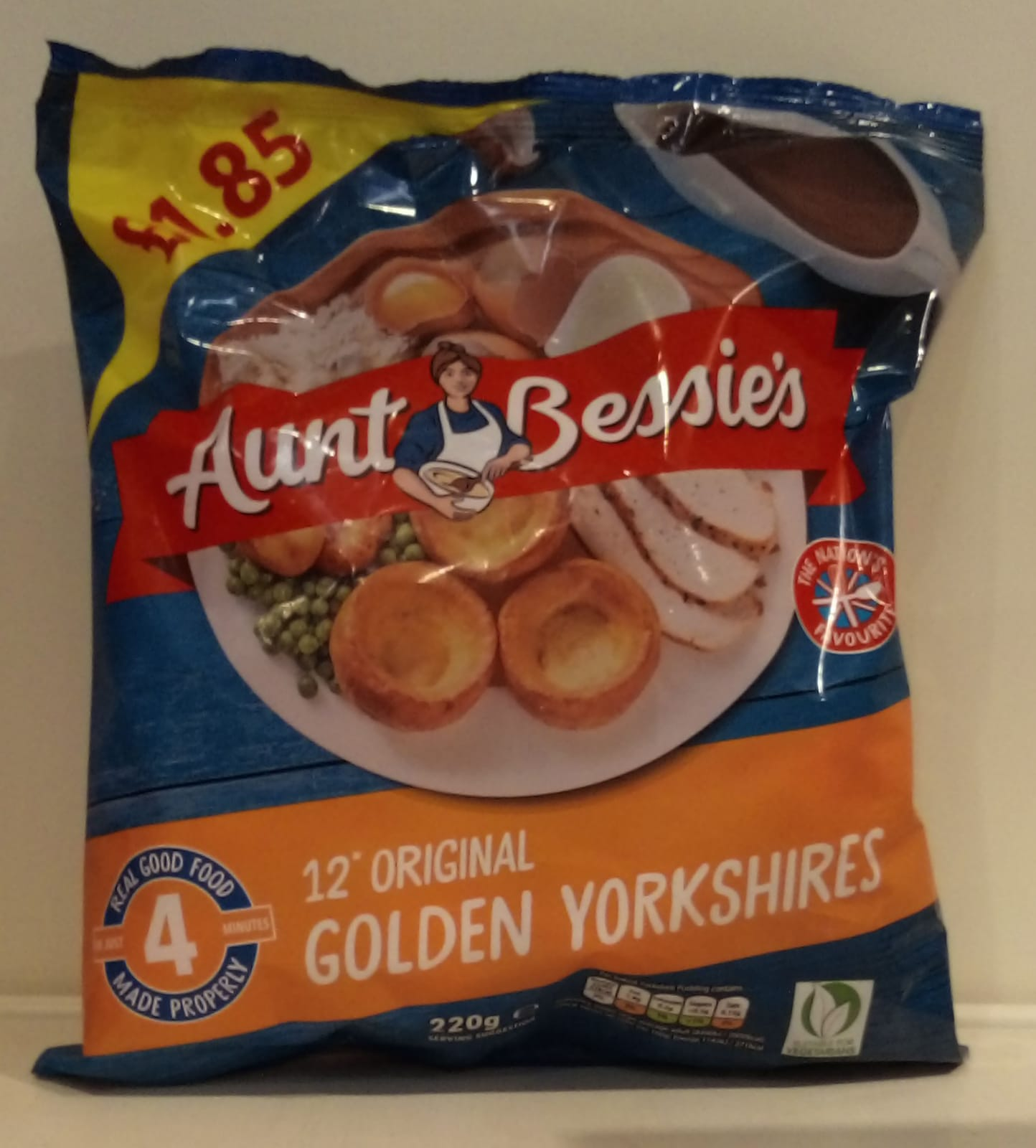 Aunt Bessies Golden Yorkshires 12