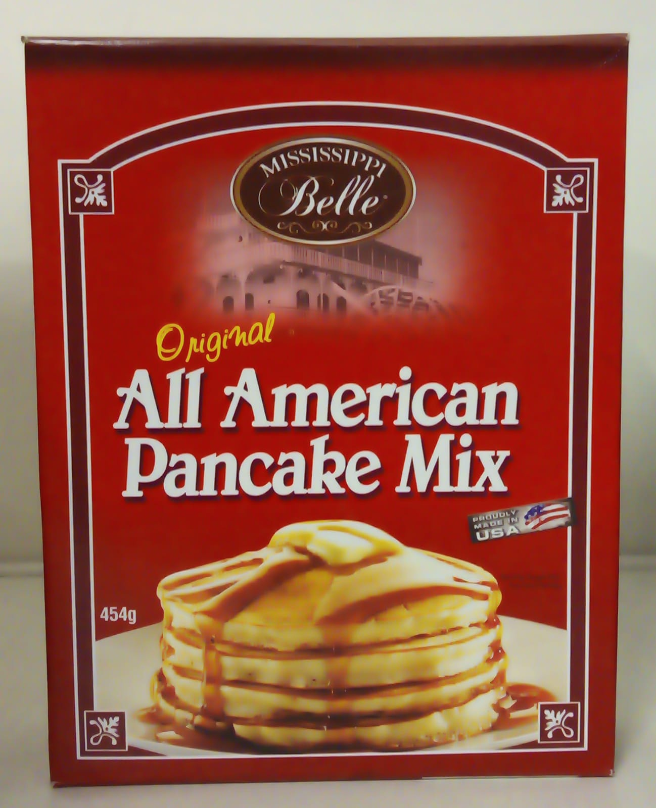 Mississippi Belle American Style Pancake mix