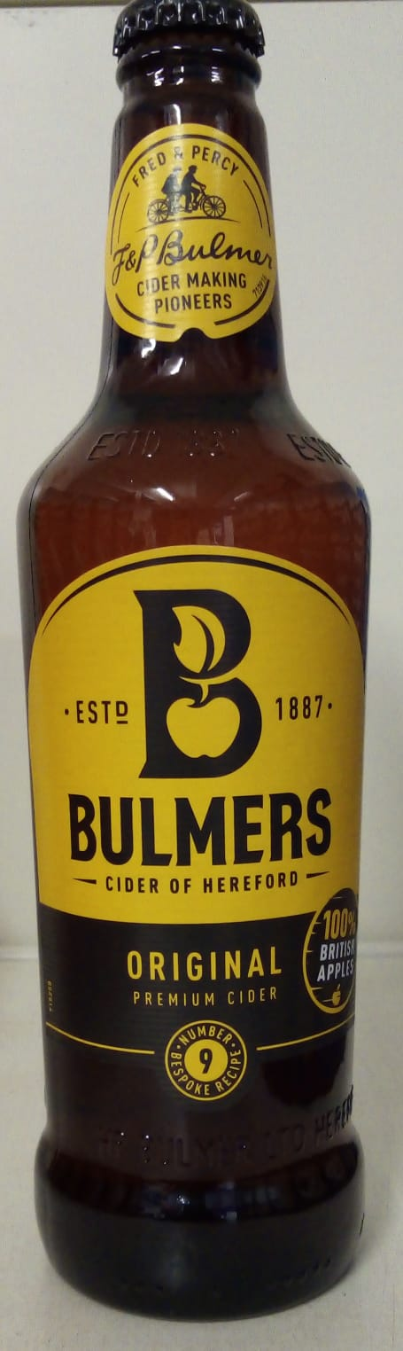 Bulmers Original 500ml