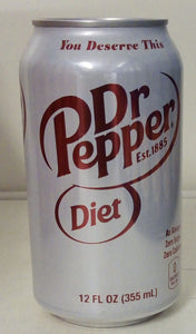 Dr. Pepper Diet 355ml