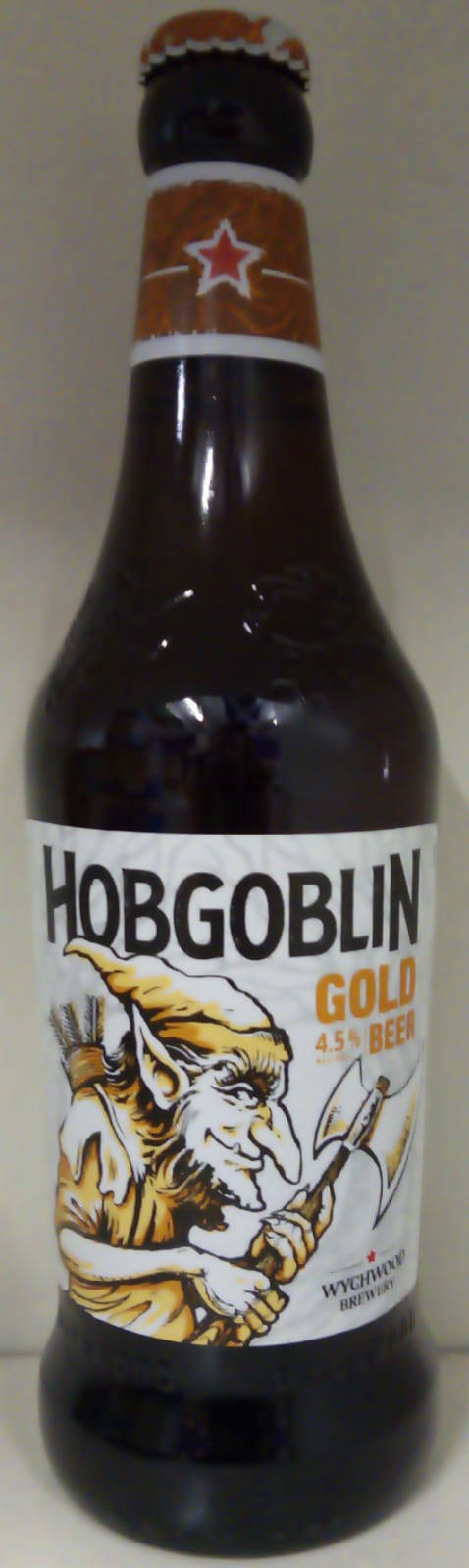 Hobgoblin Gold 500ML