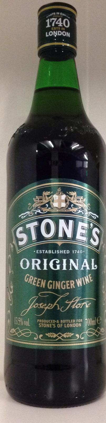 Stone's Green Ginger Wine 700ml