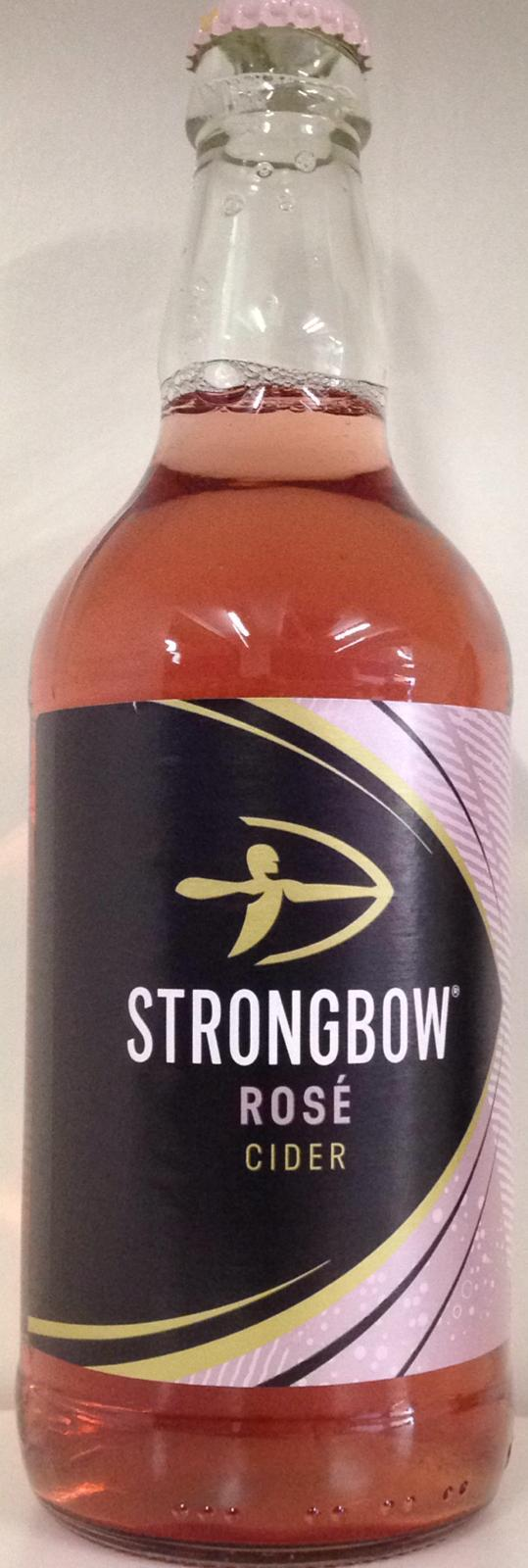 Strongbow Rose Cider 500ml