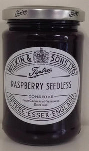 Wilkin & Sons Tiptree Raspberry Seedless 340g
