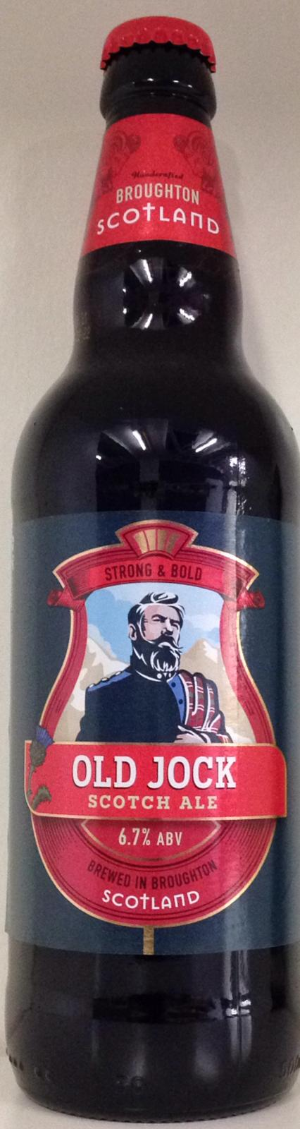 Old Jock Scotch Ale 500ml