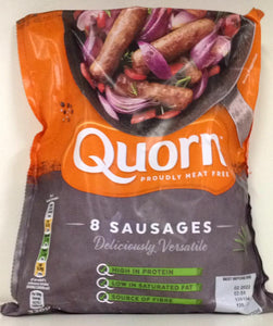 Quorn 8 Sausages 336g