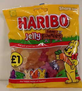 Haribo Jelly Bunnies 180g