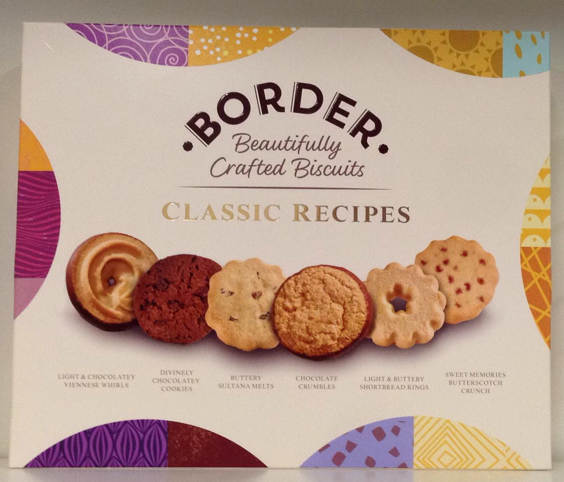 Border Biscuits Box 400g