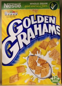 Nestle Golden Grahams 375g