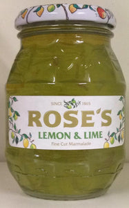 Rose's Lemon & Lime Fine Cut Marmalade 454g