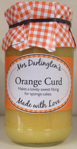 Mrs Darlington's Orange Curd 320g