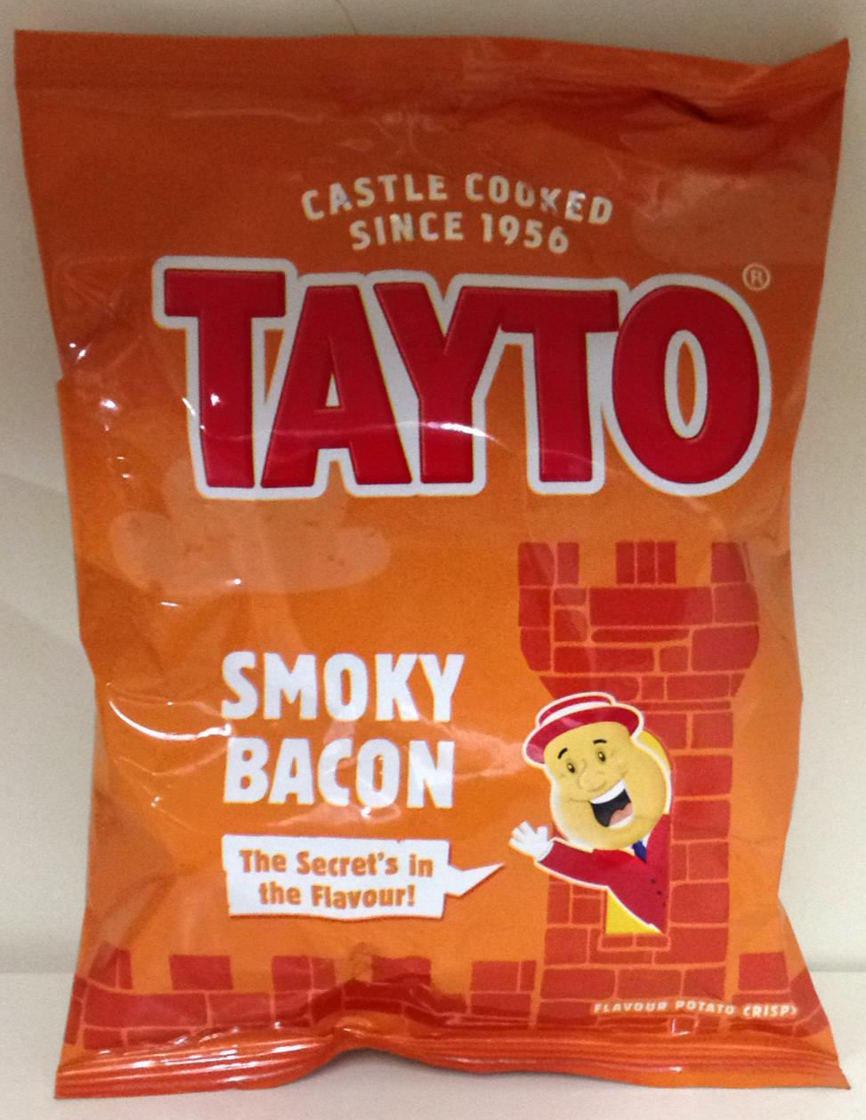 Tayto Smoky Bacon 37.5g