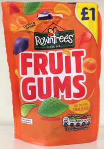 Rowntree's Fruit Gums 120g