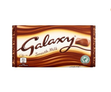 Galaxy Bar Block 110g