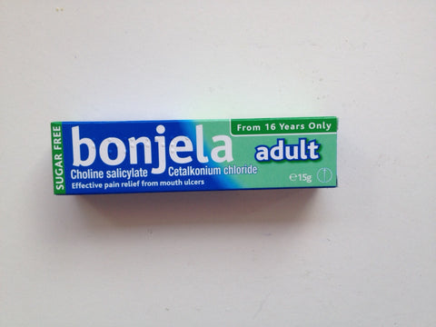 Bonjela Gel Adult