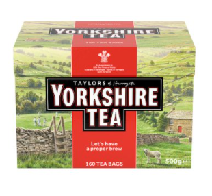 Taylors Yorkshire Teabags 160 bags