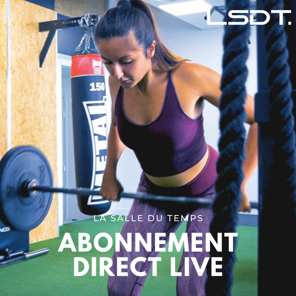 Abonnement Direct Live