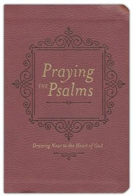 T.D. Jakes - Praying the Psalms Leather Book