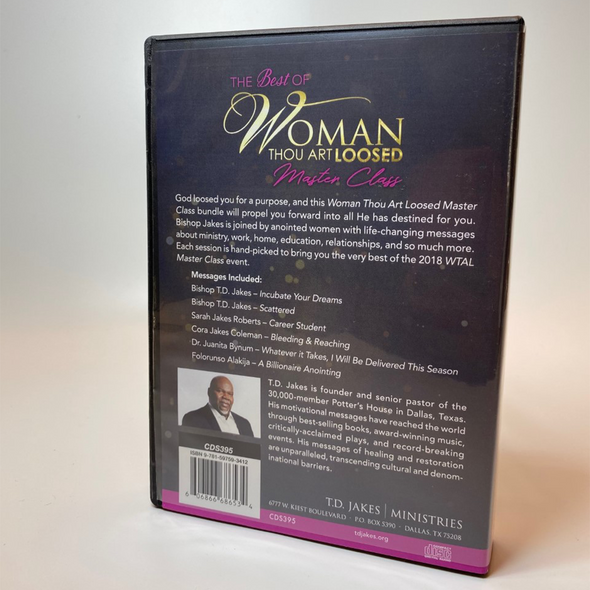 T.D. Jakes - Best Of WTAL Master Class