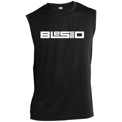 T.D. Jakes - Blessed Block - Sleeveless Performance T-Shirt